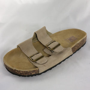 Like New FADED GLORY 2 Buckle Sandals